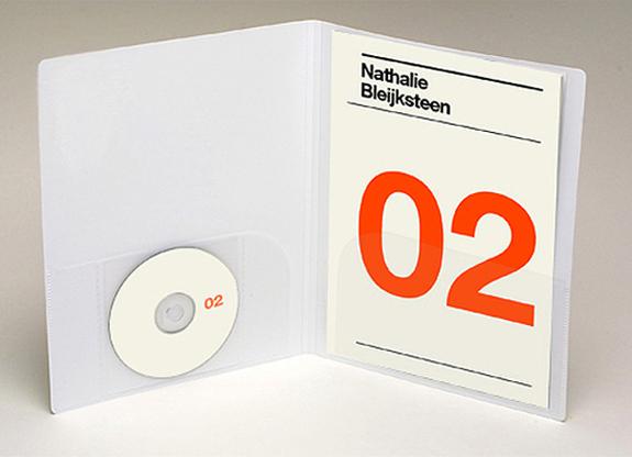 Presentation folder Bleijksteen